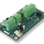 Digital Converter Mount Board DSJ1 for a Single Digital Load Cell Converter